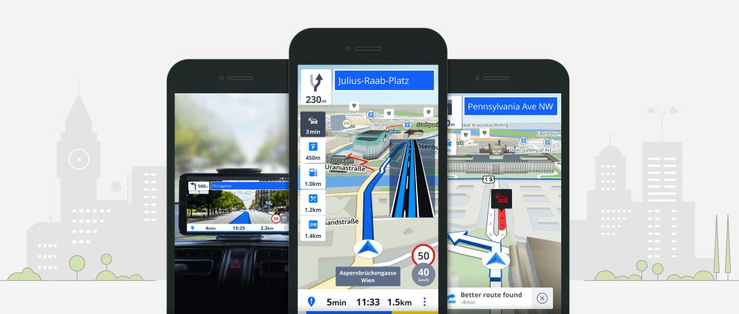 """Sygic пуска """"Прогнозна маршрутизация"""" за своето приложение за GPS навигация"""